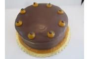 """Chocolate Ganache2 8"""""""