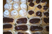 Cream puffs_assortment