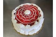 "Raspberry cake 6"""