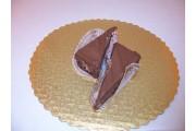 Brownie with fudge