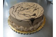 Choclate buttercream 6""