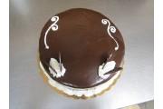 """Chocolate Ganache1 8"""""""
