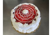 "Raspberry cake 8"""
